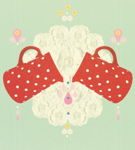 laura redburn illustration for laura ashley